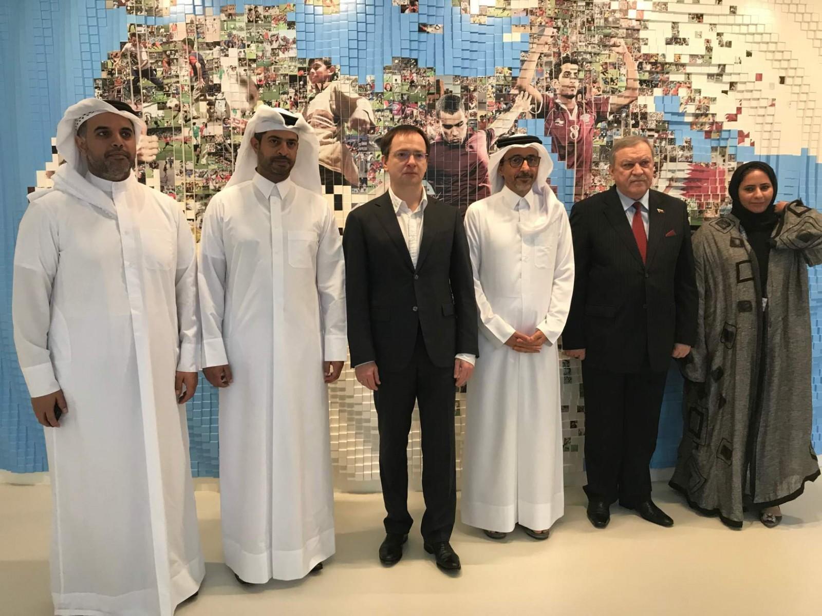Первый «перекрестный» Год культуры Россия — Катар открылся в Дохе