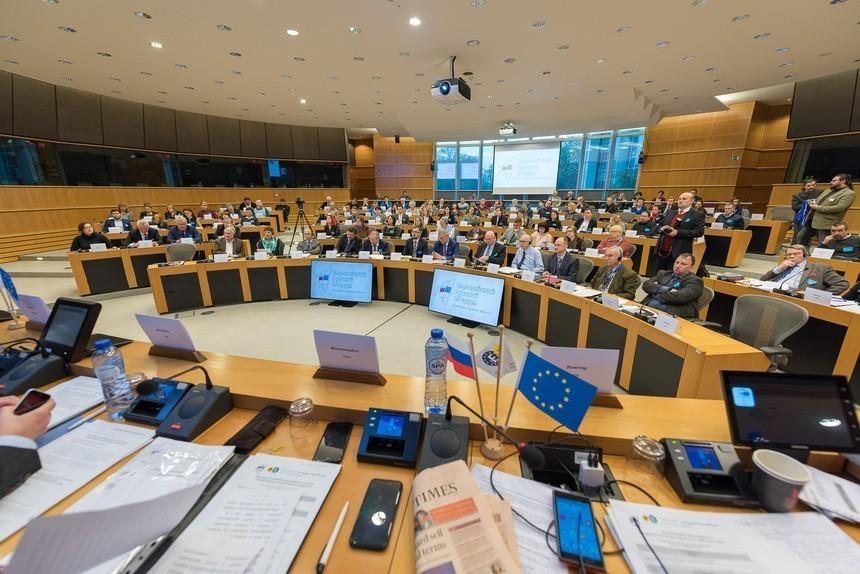В Брюсселе стартовал Европейский русский форум