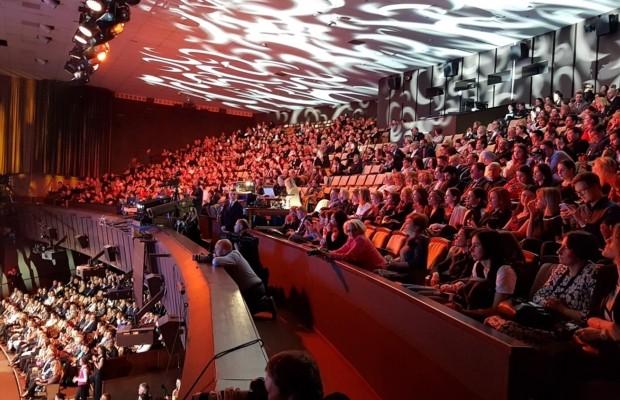 Министр культуры РФ Владимир Мединский открыл 41-й Московский международный кинофестиваль