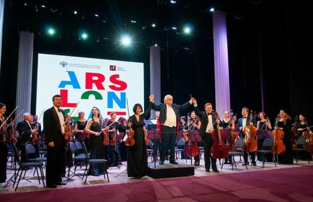 XIX Международный музыкальный Фестиваль «ArsLonga» открылся в Москве