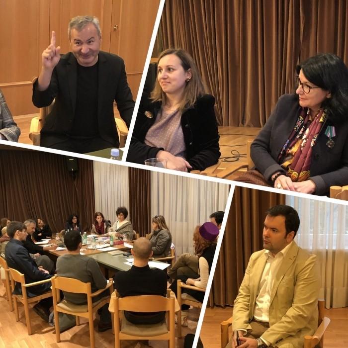 В Берне прошло плановое заседание КСОРС Швейцарии