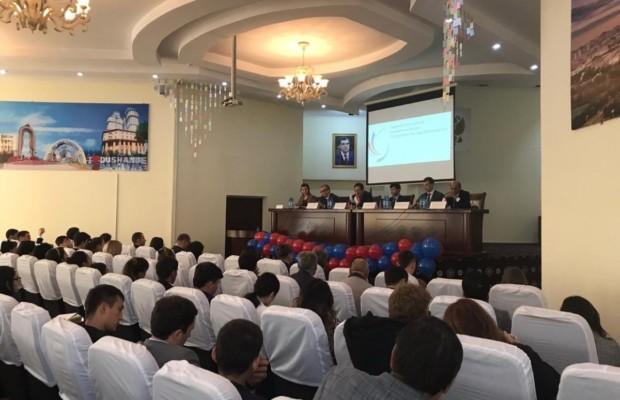 В столице Таджикистана прошёл Таджикско-Российский молодёжный форум