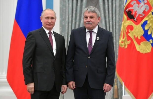 Президент России вручил премии молодым деятелям культуры и авторам произведений для детей