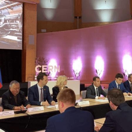 Россия будет участвовать во второй фазе модернизации Большого адронного коллайдера