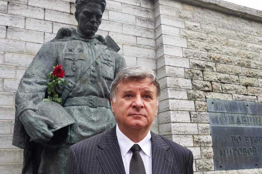 Посол России: жители Эстонии чтут подвиг советских солдат-освободителей