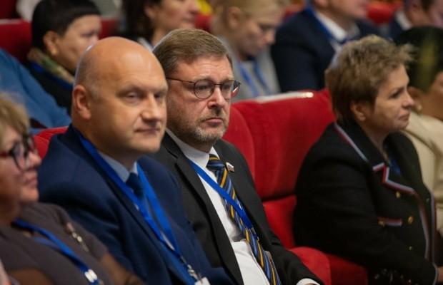 Соотечественников со всего мира приветствовала Москва