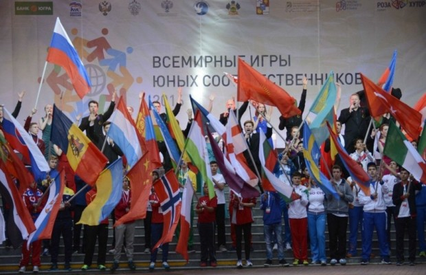 Делегации из 60 стран приехали в Ханты-Мансийск на Всемирные игры юных соотечественников