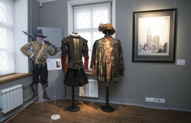 Костюмы из сериала «Годунов» покажут в музее РВИО «Стрелецкие палаты»