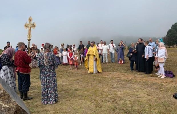 День Крещения Руси отметили в калифорнийском парке «Форт-Росс»