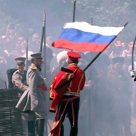 Одно из самых крупных и героических сражений Крымской войны воссоздали организаторы фестиваля в Ростовской области