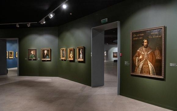 Выставки «Сокровища музеев России» открываются в Калининграде и в Тюмени