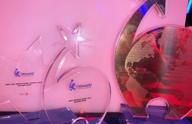 Проект «Русские сезоны» победил в конкурсе «Best Event Awards World 2019»