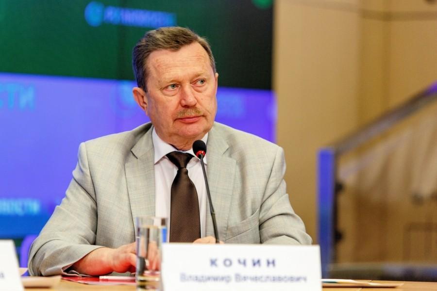 Владимир Кочин: «О людях, которые служат России за рубежом, надо рассказывать больше»