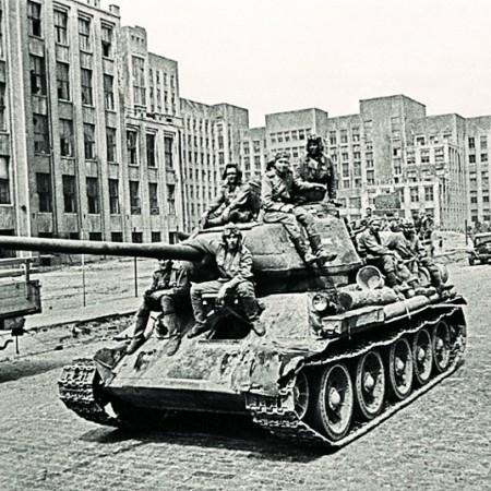 Ровно 75 лет назад от фашистов был освобожден Минск