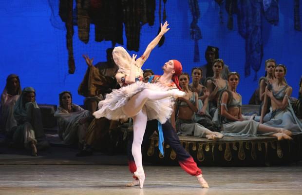 Балетная труппа Мариинского театра представила балет «Корсар» в Вашингтоне