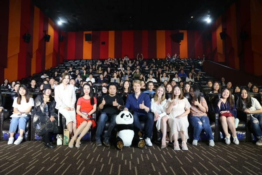 «Движение вверх» стал самым рейтинговым иностранным фильмом в истории китайского проката