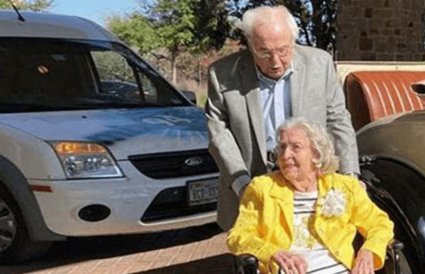 80 лет вместе - самая старая супружеская пара в мире отметила дубовую свадьбу