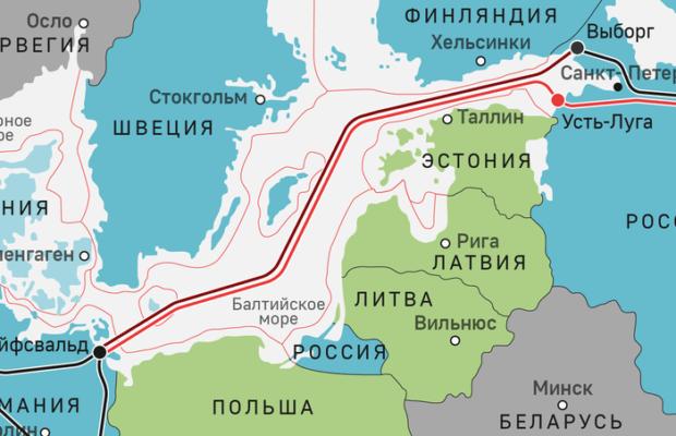 Строительство «Северного потока 2» продолжается, несмотря на поправки в директиву ЕС