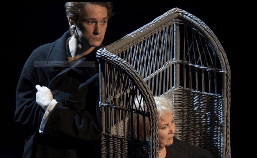 Александринский театр представит «Литургию Zero» в Шанхае