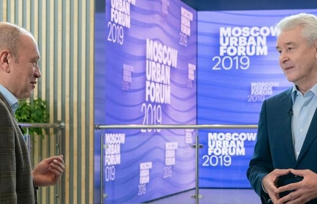 Сергей Собянин: Реализуемые проекты меняют город и позволяют ему быть конкурентоспособным