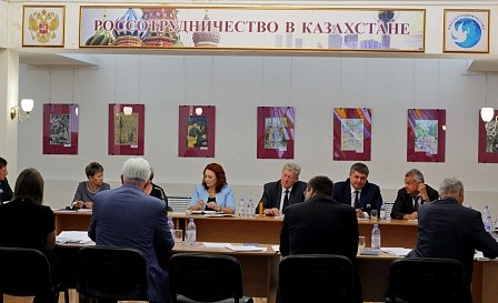 Подготовку к 75-летию Победы обсудили в Нур-Султане