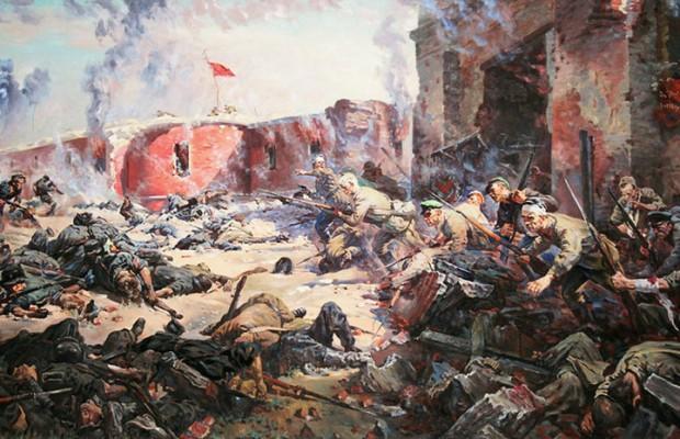 К 78-й годовщине начала ВОВ Минобороны рассекретило материалы о защите Брестской крепости