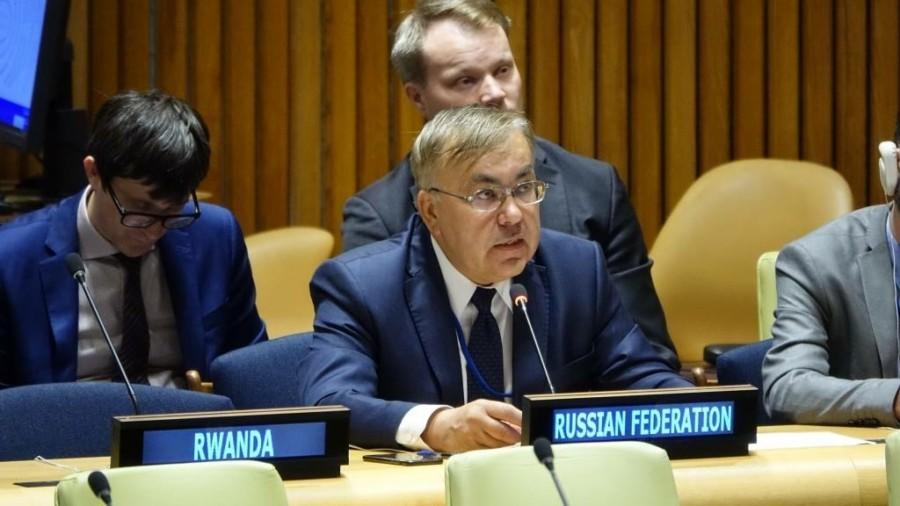 В Женеве состоялась 68-я сессия ЕЭК ООН