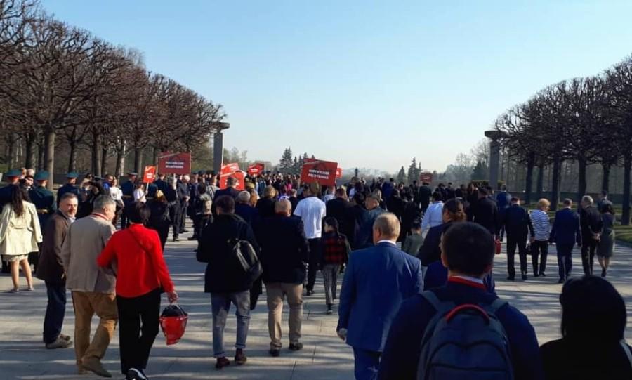Международный Форум «Великая победа, добытая единством» стартовал сегодня в Санкт Петербурге