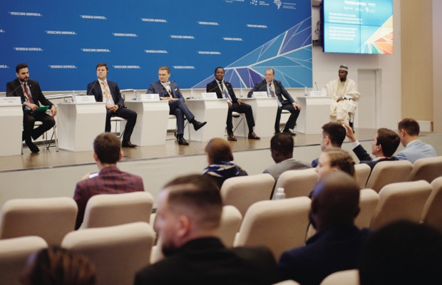 Экономический форум «Россия-Африка» стал площадкой для развития молодежного сотрудничества