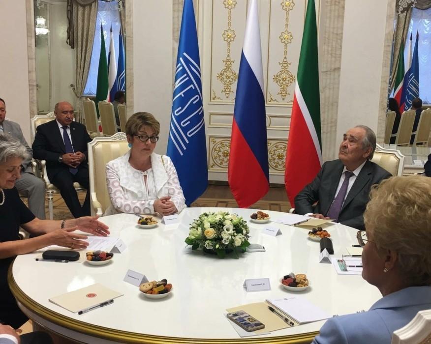 Элеонора Митрофанова: главная миссия Россотрудничества - расширение круга друзей России