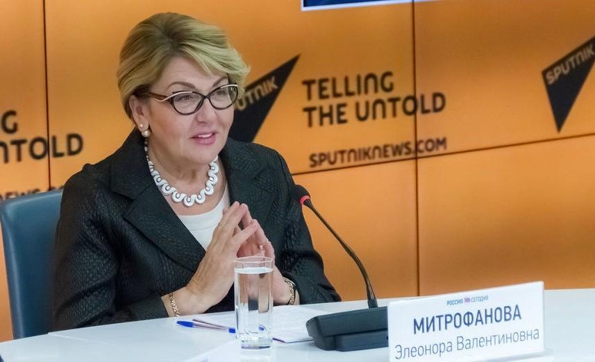 Элеонора Митрофанова: Мы стараемся формировать дружественную среду в зарубежных странах