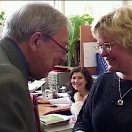 Поздравления с 90-летием принимает легенда отечественной журналистики Ясен Засурский