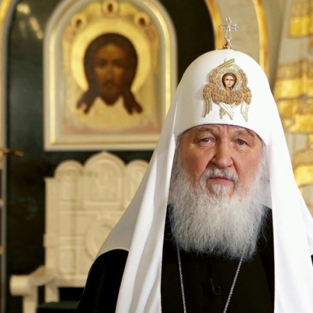Патриарх Московский и всея Руси Кирилл поздравил верующих с Пасхой