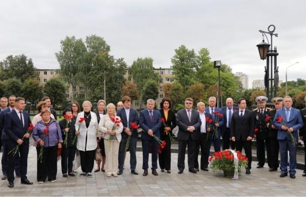 В Минске прошли памятные мероприятия, посвященные 105-й годовщине начала Первой мировой войны