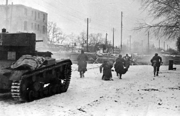 Освобождение Ростова-на-Дону осенью 1941 года