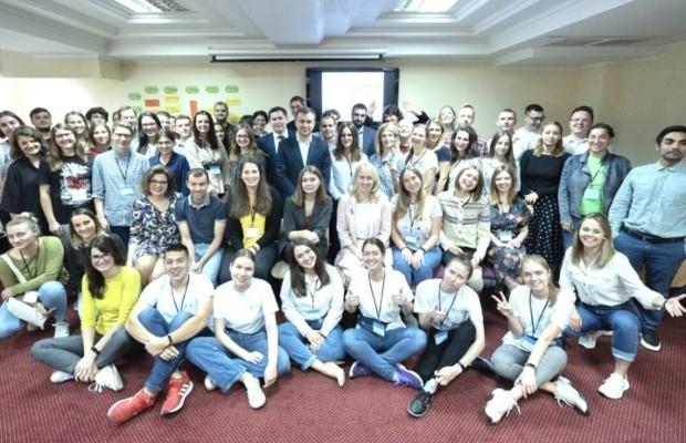 В Сочи состоялся осенний семинар Молодежи народностей Европы «Gather up!»