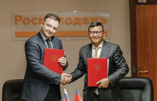Подписан Меморандум о взаимопонимании и сотрудничестве в сфере молодежной политики с Министерством образования, по делам молодежи и спорта Королевства Камбоджа