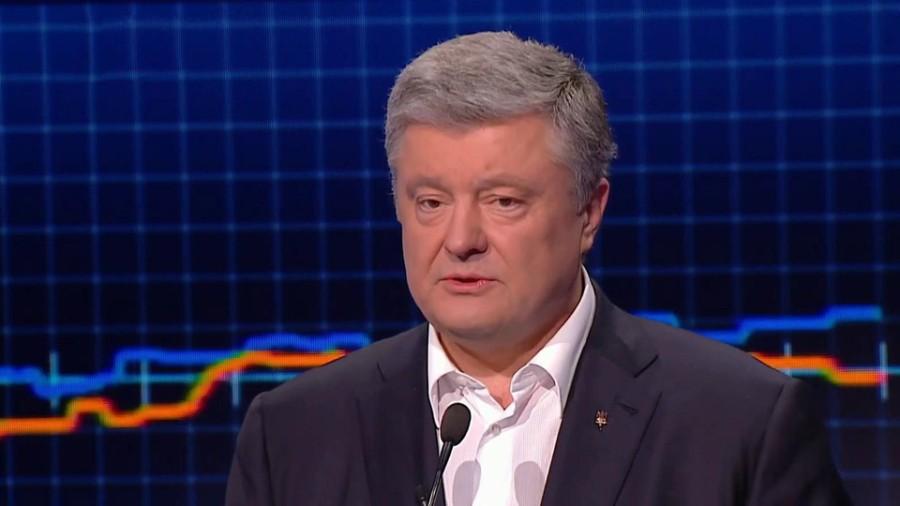 Петр Порошенко заговорил по-русски: мова забывается раз в предвыборную пятилетку