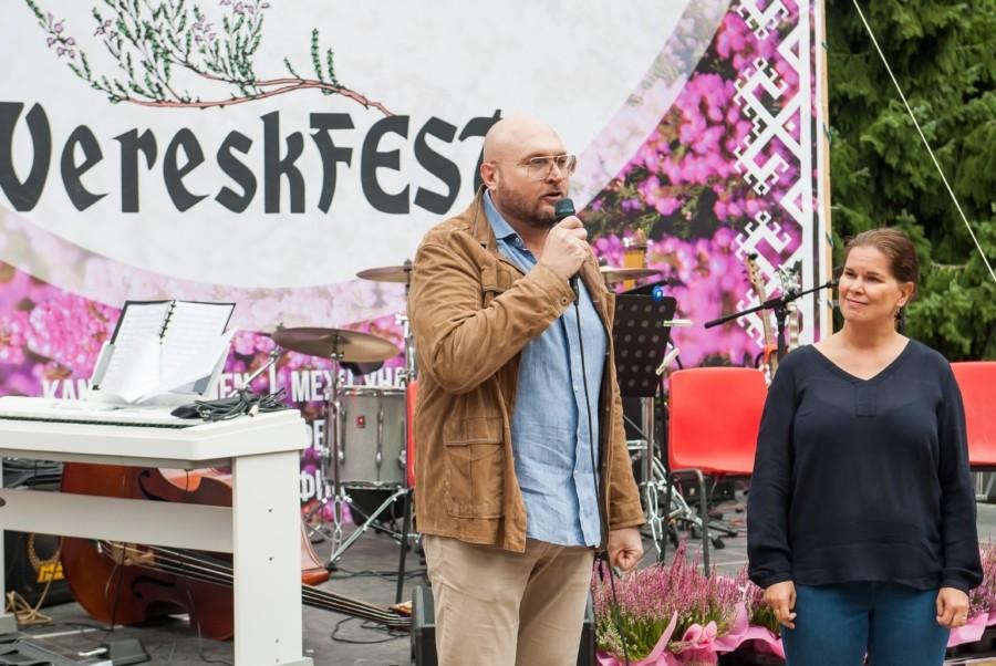В Хельсинки прошел музыкальный фестиваль «Вереск»