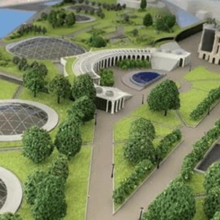 В центре Санкт-Петербурга появится большой парк по примеру московского «Зарядья»