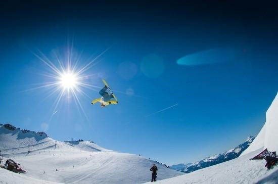 В Калифорнии застрелили чемпиона России по сноуборду