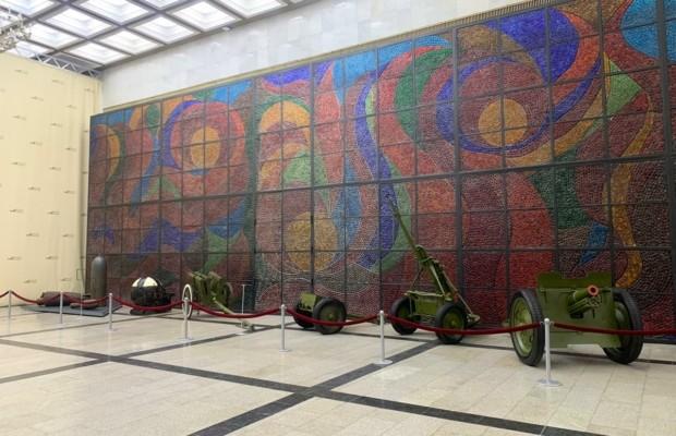 Музей современной истории России передаёт историческое оружие Музею Победы