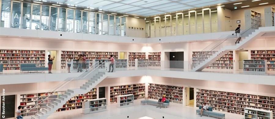 Высшая школа СМИ в Штутгарте приглашает молодых библиотекарей принять участие в Международной летней школе