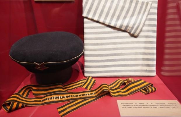 Выставка «Путь к Победе: исторические источники свидетельствуют» открылась в Центральном музее современной истории России