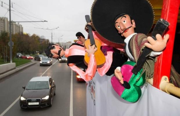 С 5 по 20 октября в Москве будет проходить Х Международный фестиваль театров кукол имени Сергея Образцова