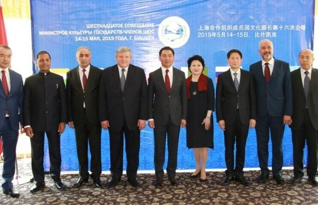 Сотрудничество в области культуры между странами ШОС обсудили в Бишкеке