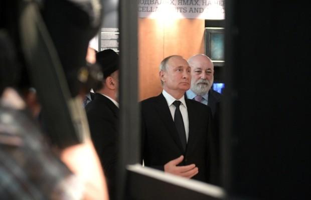 В Москве открыли памятник героям сопротивления в гетто и концлагерях