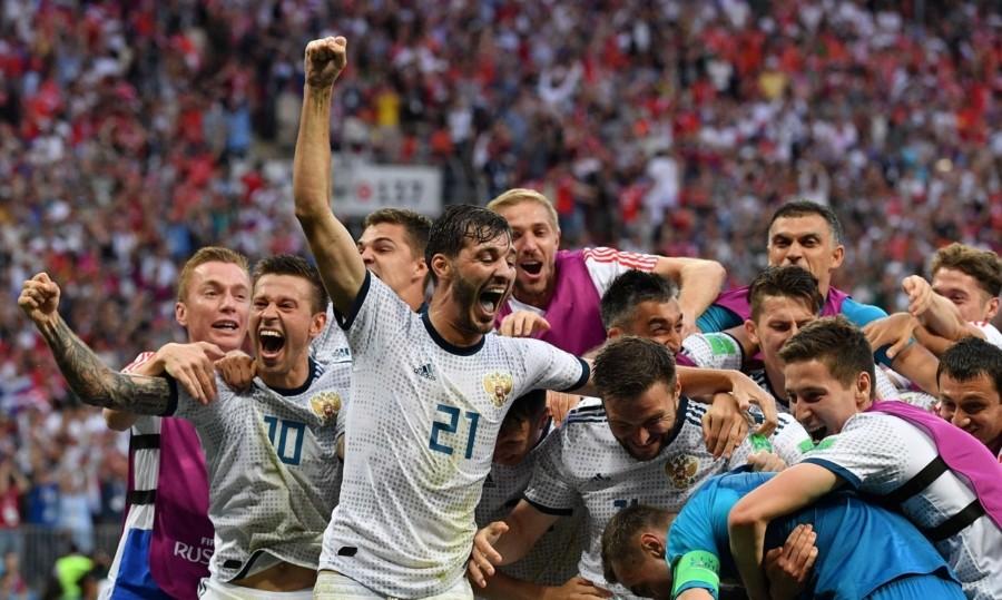 Матч Испания — Россия стал самым популярным в телеэфире Украины