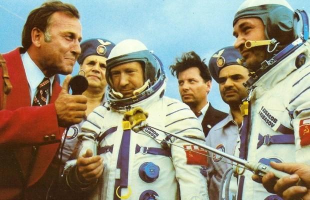 45лет назад стартовал проект «Союз-Аполлон»