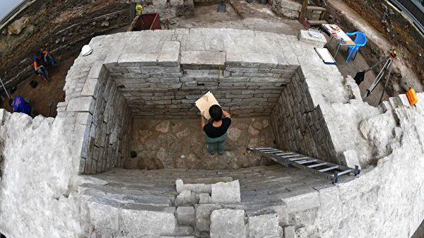 Археологи планируют в 2020 году начать новые раскопки в Кремле